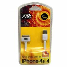 ATS iPhone 4/4S Кабель для передачи данных