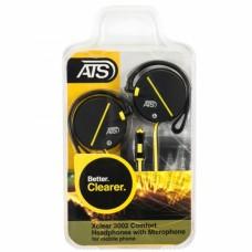 ATS Xclear i02 Комфортные наушники с микрофоном