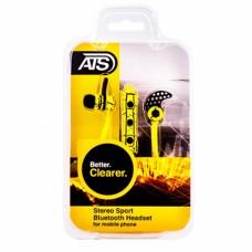ATS Спортивные стерео Bluetooth-наушники