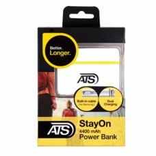 ATS Портативное зарядное устройство 4400mAh
